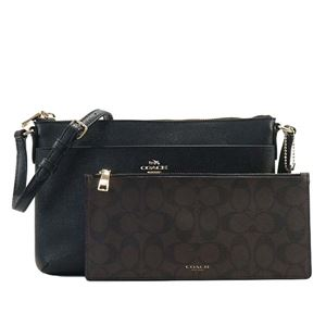 Coach Factory(コーチ F) ナナメガケバッグ 57788 IMBLK h02