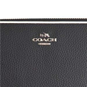 Coach Factory(コーチ F) ラウンド長財布 12585 SV/M2