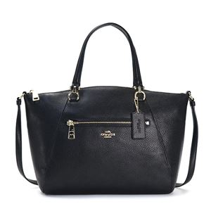 Coach(コーチ) ナナメガケバッグ 34340 LIBLK LI/BLACK f01