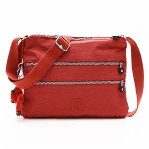 Kipling(キプリング) ナナメガケバッグ K13335 78G RED RUST h01