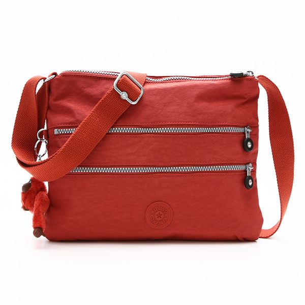 Kipling(キプリング) ナナメガケバッグ K13335 78G RED RUSTf00