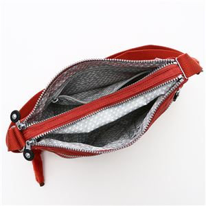 Kipling(キプリング) ナナメガケバッグ K13335 78G RED RUST f04