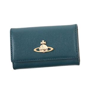 Vivienne Westwood(ヴィヴィアンウエストウッド) キーケース 51020001-40153 K411 BLUE