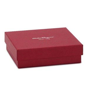 Ferragamo(フェラガモ) カードケース C913 673760 BLACK