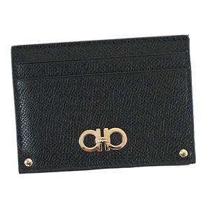 Ferragamo(フェラガモ) カードケース 22C505 674158 BLACK