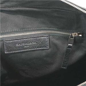 Balenciaga(バレンシアガ) ブリーフケース 340134 1000 BLACK f04