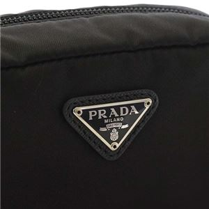 Prada(プラダ) ポーチ 1NE175 F0002 NERO