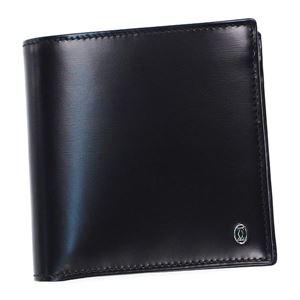 Cartier(カルティエ) 二つ折り財布(小銭入れ付) L3000137 ONIX