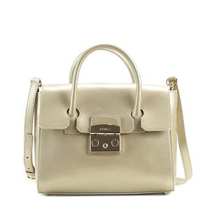 Furla(フルラ) ハンドバッグ BGX6 KGK COLOR GOLD KAKI c