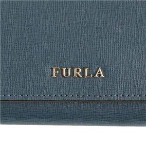 Furla(フルラ) フラップ長財布 PS12 A4R AVIO SCURO c