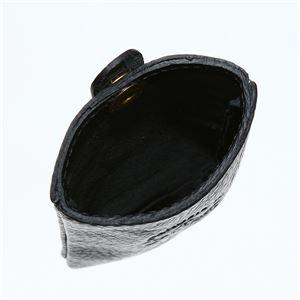 IL BISONTE(イルビゾンテ) キーケース C0330 153 BLACK