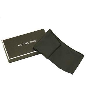 Michael Kors(マイケルコース) ラウンド長財布 39F7MMNE3U 1 BLACK
