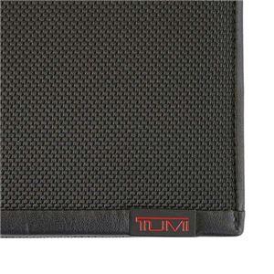 TUMI(トゥミ) フラップ長財布 119243 BLACK