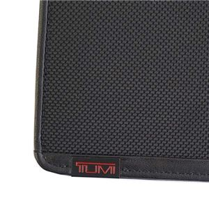 TUMI(トゥミ) ラウンド長財布 19277 BLACK