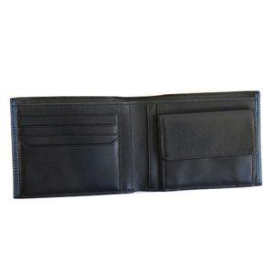 TUMI(トゥミ) 二つ折り財布(小銭入れ付) 119838 COBALT