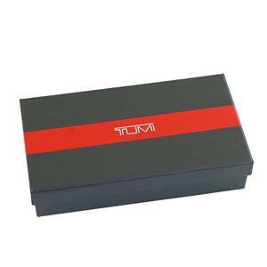 TUMI(トゥミ) フラップ長財布 119843 BLACK