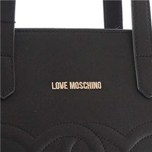 LOVE MOSCHINO(ラブモスキーノ) トートバッグ JC4292 0 NERO