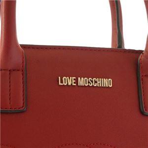 LOVE MOSCHINO(ラブモスキーノ) ハンドバッグ JC4294 500 ROSSO