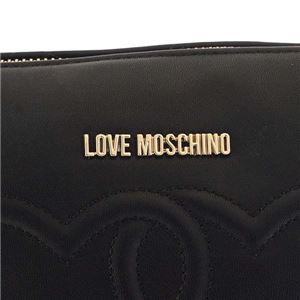 LOVE MOSCHINO(ラブモスキーノ) ショルダーバッグ JC4295 0 NERO