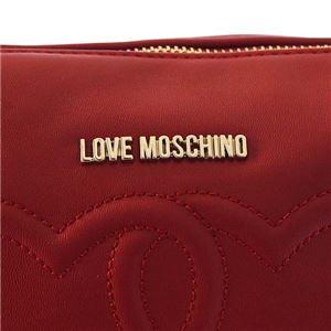 LOVE MOSCHINO(ラブモスキーノ) ショルダーバッグ JC4295 500 ROSSO