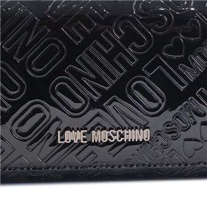 LOVE MOSCHINO(ラブモスキーノ) ショルダーバッグ JC4282 0 NERO