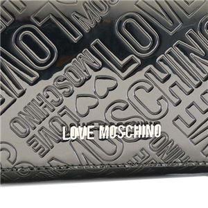 LOVE MOSCHINO(ラブモスキーノ) ショルダーバッグ JC4282 910 PELTRO