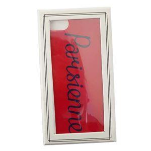 MAISON KITSUNE(メゾンキツネ) スマホケース  FW17U852-RE  RED 商品画像