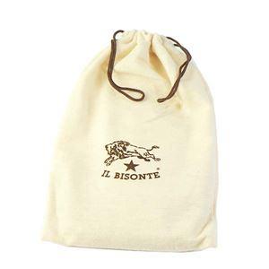 IL Bisonte(イルビソンテ) フラップ長財布  C0974 145 CARAMEL