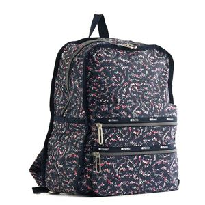 LESPORTSAC(レスポートサック) バックパック  2296 G015 FAIRY FLORAL BLUE