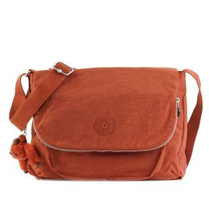 Kipling(キプリング) ナナメガケバッグ  K15176 78G RED RUST