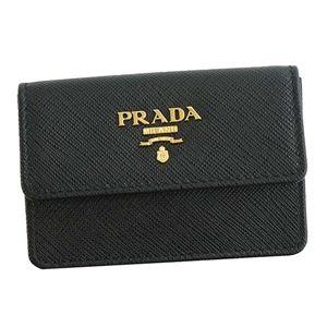 Prada(プラダ) 名刺入れ  1MC881 F0002 NERO