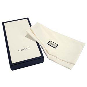 Gucci(グッチ) フラップ長財布  388679 1000