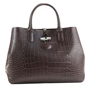 Longchamp(ロンシャン) ハンドバッグ  1681 304 EBENE