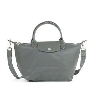 Longchamp(ロンシャン) ハンドバッグ  1512 112 GRIS