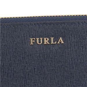 Furla(フルラ) L字ファスナー長財布  PS13 B1U BLU d