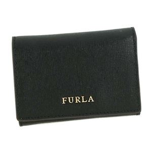 Furla(フルラ) 三つ折り財布(小銭入れ付)  PR83 O60 ONYX