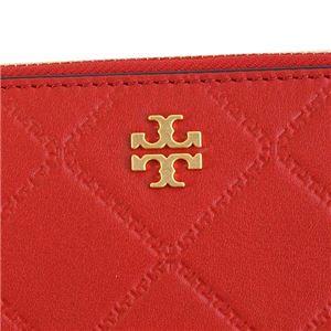 TORY BURCH(トリーバーチ) ラウンド長財布  39962 641 LIBERTY RED