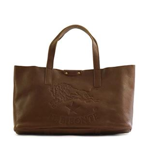 IL Bisonte(イルビゾンテ)トートバッグ  A2666 846 DARK BROWN