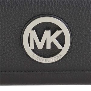 MICHAEL KORS(マイケルコース) F フラップ長財布  35T3SFTE1L  BLACK