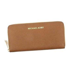 Michael Kors(マイケルコース) ラウンド長財布  32S3GTVE3L 230 LUGGAGE