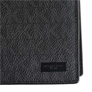 Michael Kors(マイケルコース) 二つ折り財布(小銭入れ付)  39F7MMNF3B 1 BLACK