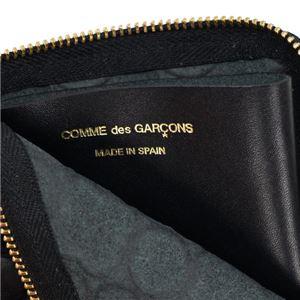 COMME des GARCONS(コムデギャルソン) 小銭入れ  SA310EB  BLACK