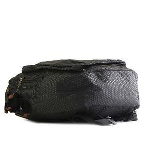 Kipling(キプリング) バックパック  K12629 19M BLACK SCALE EMB