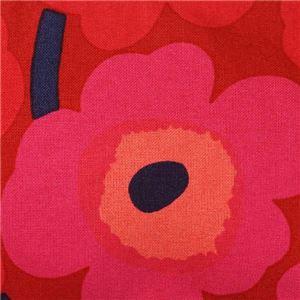 marimekko(マリメッコ) ポーチ  27003 301 RED PINK