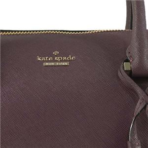 KATE SPADE(ケイトスペード) ハンドバッグ  PXRU7951 513 DEEP PLUM