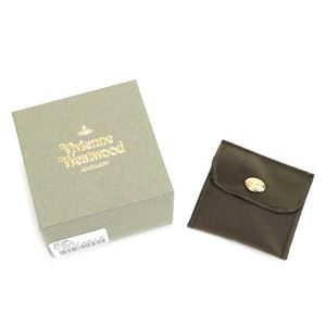 Vivienne Westwood(ヴィヴィアンウエストウッド) ピアス  BE624998/2  BLACK CZ