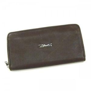DIESEL(ディーゼル) 二つ折り財布(小銭入れ付) FRESH & BRIGHT XT53 T2996 パープル H10.5×W20×D2