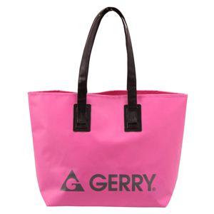 GERRY(ジェリー) トートバッグ GE3007 ピンク - 拡大画像