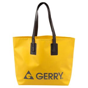 GERRY(ジェリー) トートバッグ GE3007 イエロー - 拡大画像