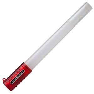 Life+Gear(ライフ+ギア) 【防災・アウトドア】LED Glow Stick(LEDグロウスティク) レッド - 拡大画像